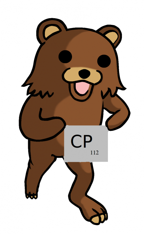 Professor Brown Bear New Studying Chemistry Would be Good For More Than Just Homemade Roofies.