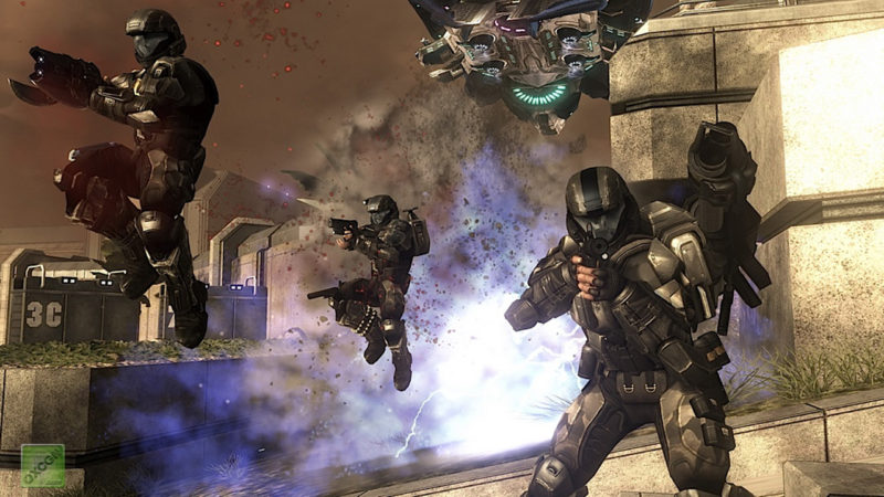 Keep It or Trade It? Halo 3: ODST (XBOX 360) | The G A M E S  Blog