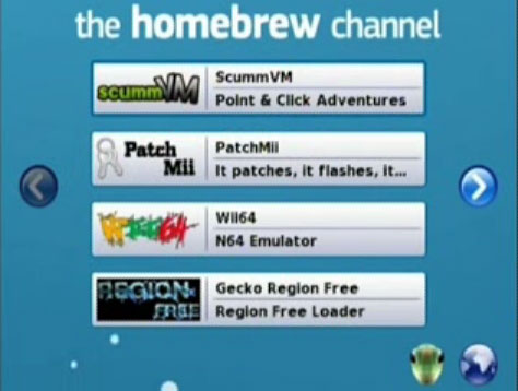 Running Homebrew? Don't Update Your Wii/DSi | The G A M E S  Blog