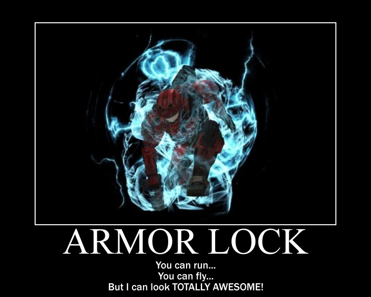 Halo: Reach Update Coming  Nerfs Armor Lock | The G A M E S