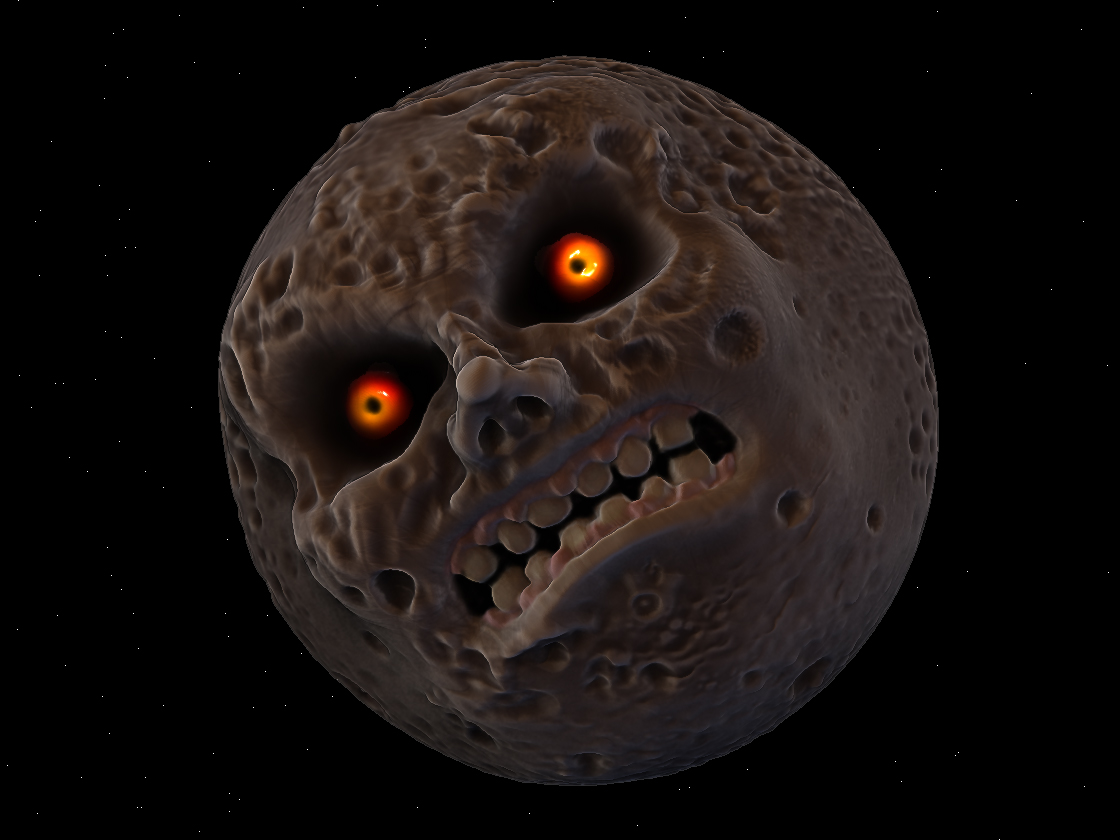 red moon cycle zelda - photo #27