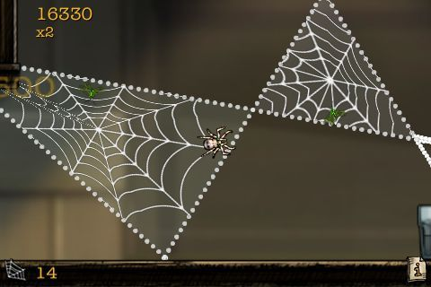 An inspired half-puzzle, half-exploration title, Spider deserves a try if you like short but sweet titles.