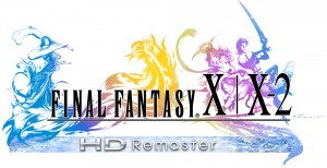 Final Fantasy X | X-2 HD Logo