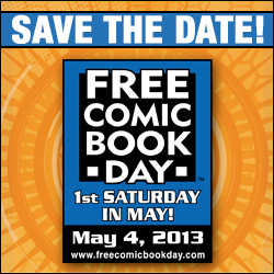 FreeComicBookDay2013
