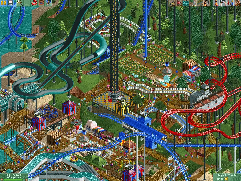 roller_coaster_tycoon_screenshot