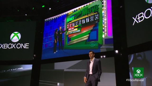 Xbox 1 tv