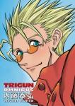 Trigun Omnibus Cover Art