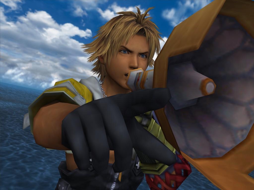 Final-Fantasy-X-Tidus-+-Loudhailer