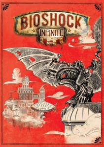 Bioshock Infinite Reverse Cover