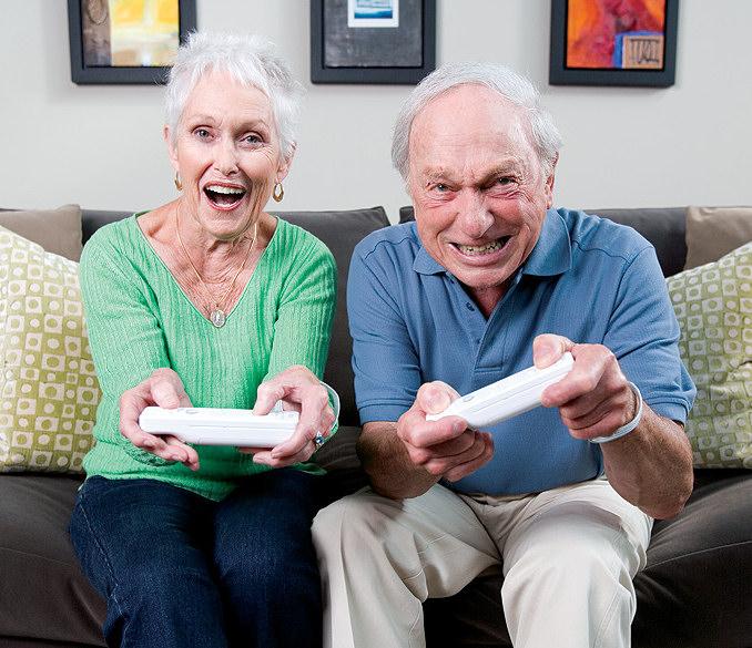 wii grandparents