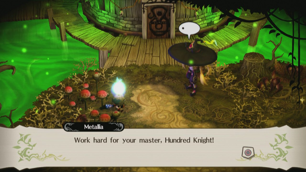 Witch and the Hundred Knight Screenshot 1