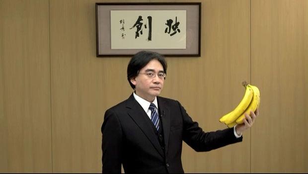 Satoru Iwata's Banana