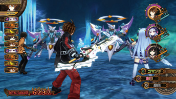 Fairy Fencer F Screenshot 1
