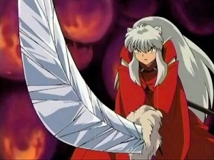 Inuyasha_and_Diamond_Tessaiga