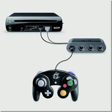 Wii U gamecube adaptor