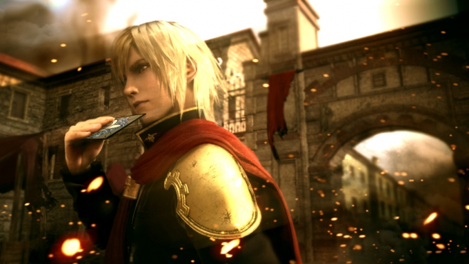 Final Fantasy Type 0 Announce
