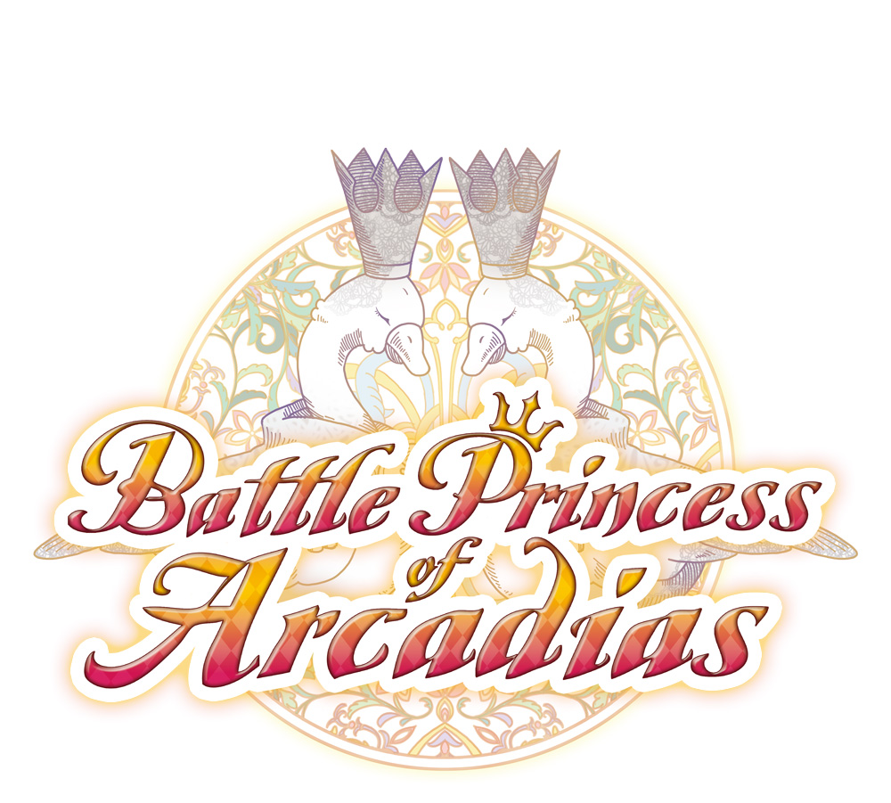 BattlePrincessArcadiasLogo