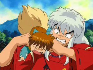 Shippou_and_Inuyasha