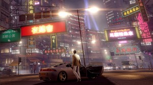 Sleeping Dogs Hong Kong game