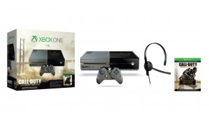 Xbox one advanced warfare bundle