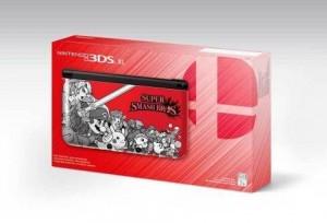 Smash Bros 3dsxl