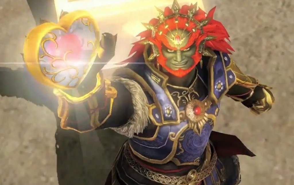 Hyrule Warriors chest