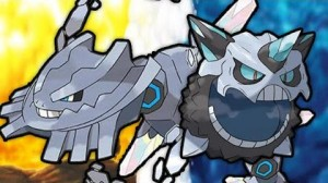mega steelix and glaile